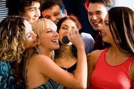 Hát Karaoke Cùng Em Nào