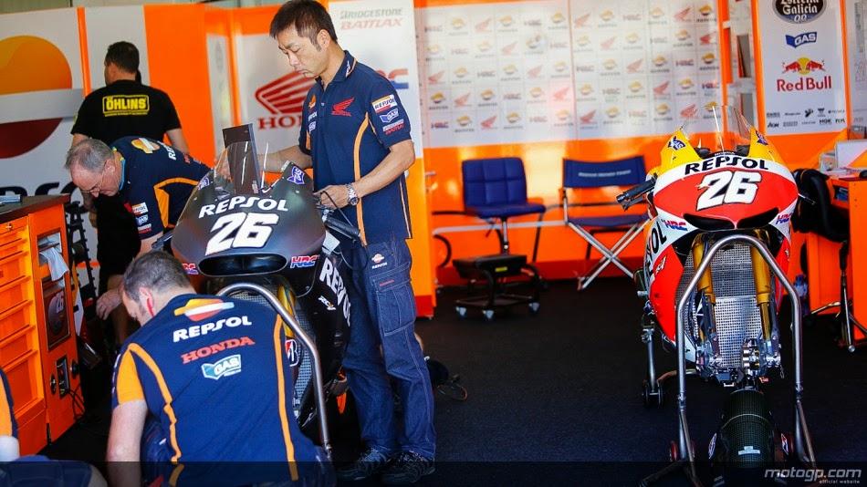 MotoGP : Honda akan keluar dari MotoGP jika Dorna memberlakukan single ECU . . .