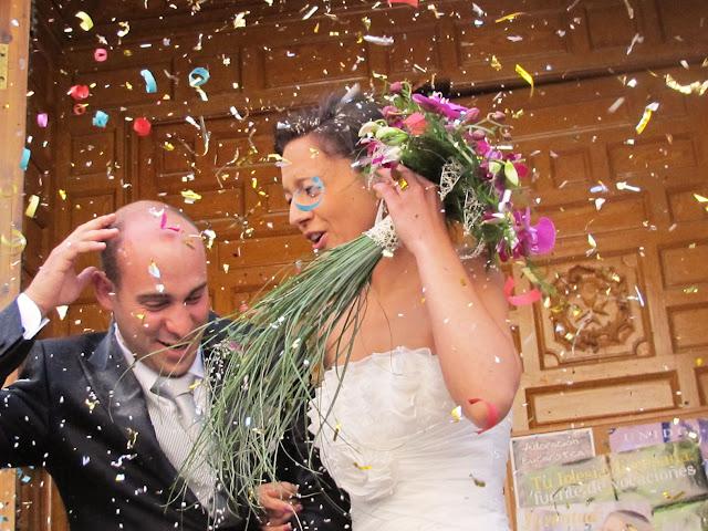 Cómo me gustan las bodas