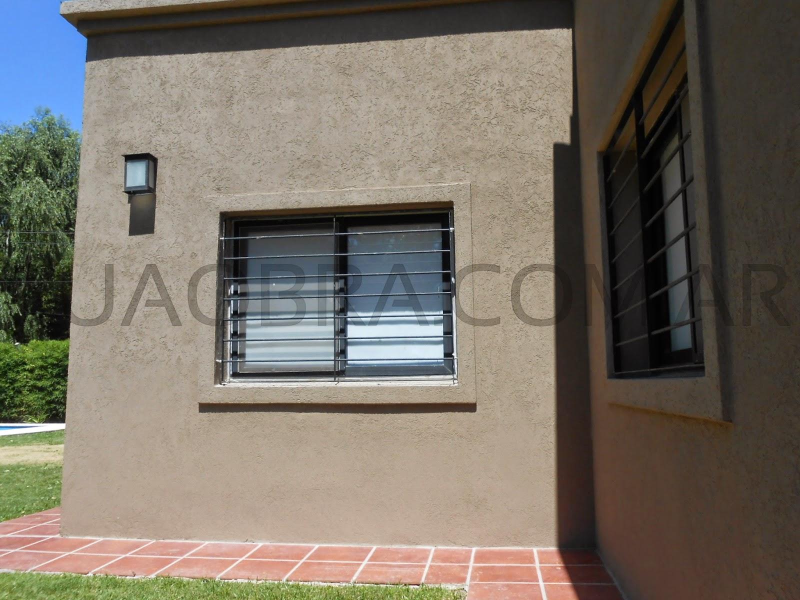 Colocacion profesional tarquini suaobra com ar - Revestir paredes exteriores ...