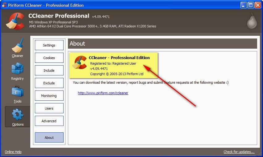 descargar gratis ccleaner para windows 10