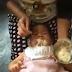 KURANG AJAR, PENGASUH INDON PAKSA PAKSA BAYI MAKAN ! (VIDEO)
