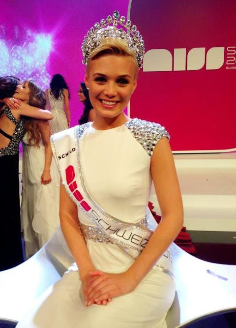 Miss Switzerland 2013
