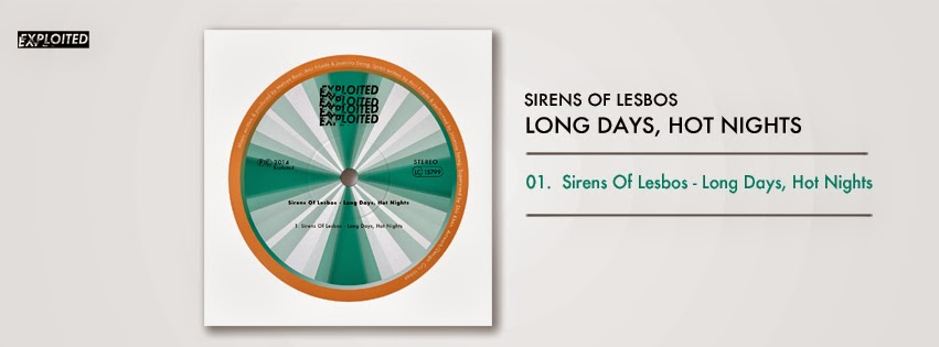 Sirens of Lesbos - Long Days, Hot Nights