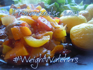 recept provençaalse saus #WeightWatchers #WW