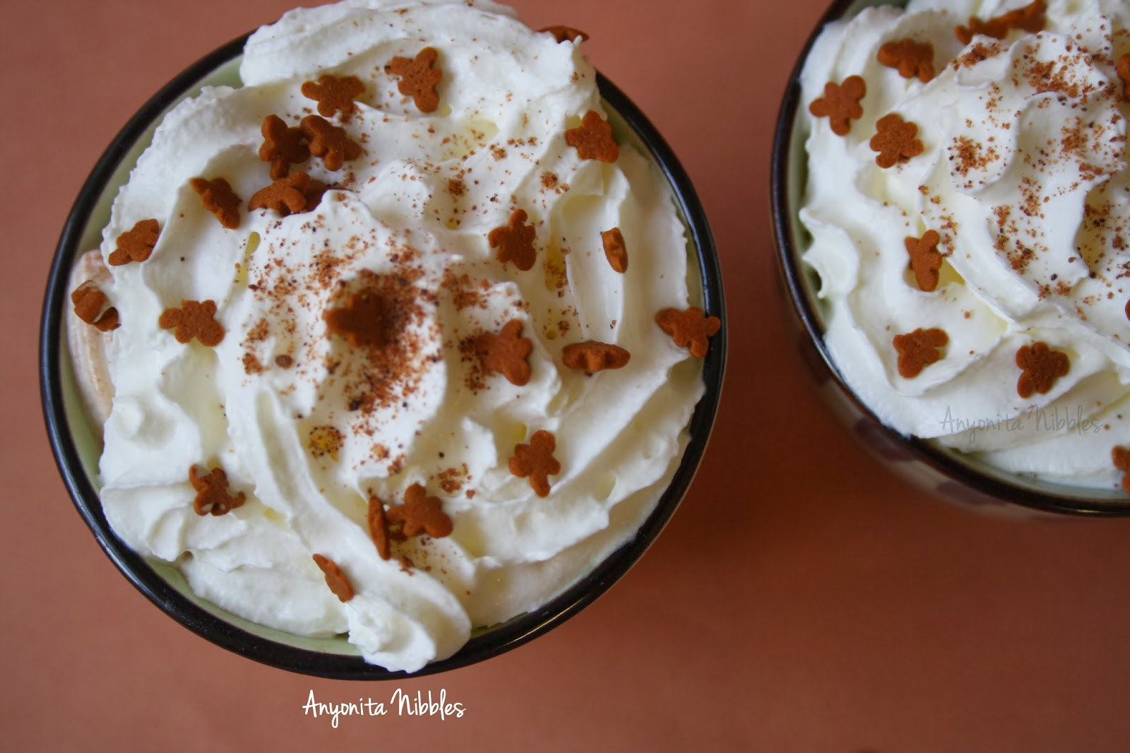 Gingerbread Hot Chocolate Ihop Recipe