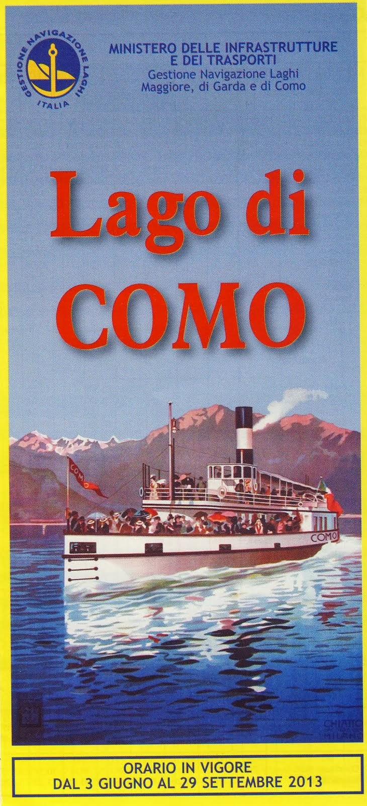 Λίμνη του Κόμο :