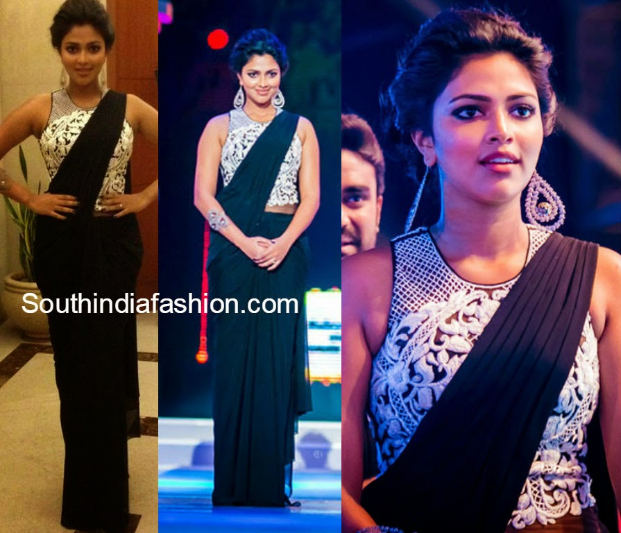 amala paul at siima 2014