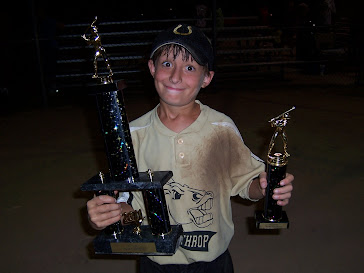 Trevor's Baseball Championship Three-pete!