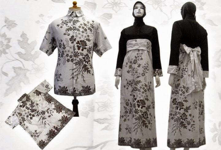 10 Model Baju Batik Modern Pria Dan Wanita Terbaru Batik