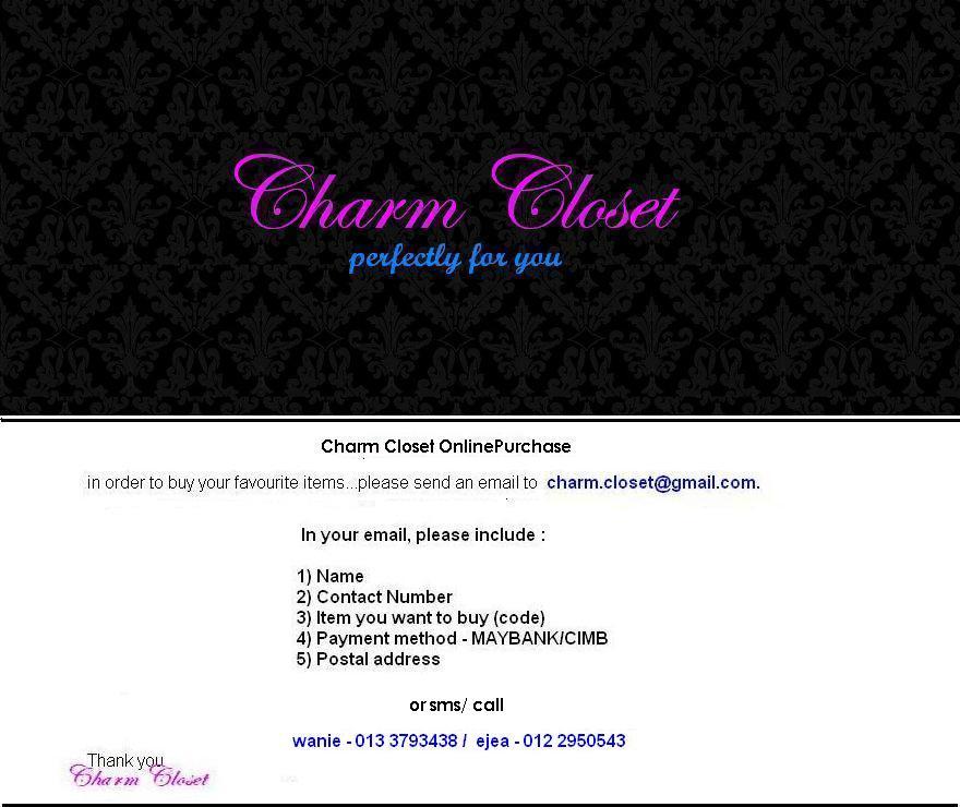 charm.closet