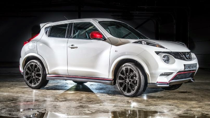 Nissan Juke Nismo Rs 2015 Review Its Faster Its Sharper And