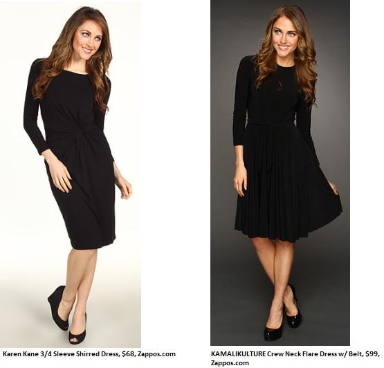 Fashionable Black Dress Shoes
