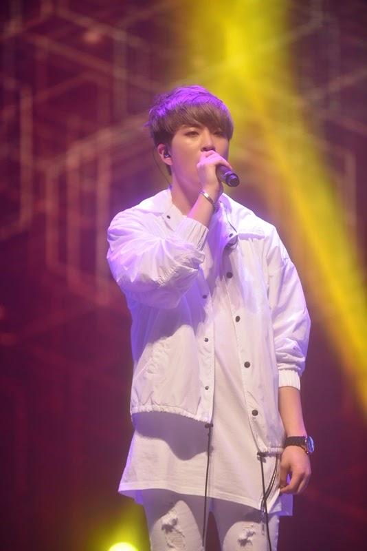 GOT7, Singapura, peminat, Malaysia, 2015, Youngjae