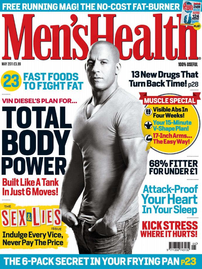 Журнал Mens Health