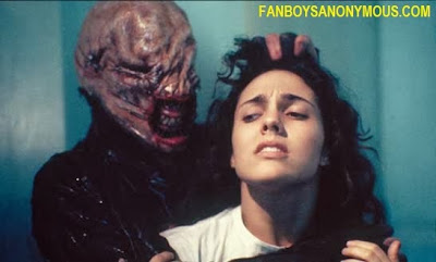 Scream Queen Ashley Lawrence Nude Butterball Cenobite hell horror