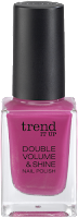 Preview: Die neue dm-Marke trend IT UP - Double Volume & Shine Nail Polish 230 - www.annitschkasblog.de