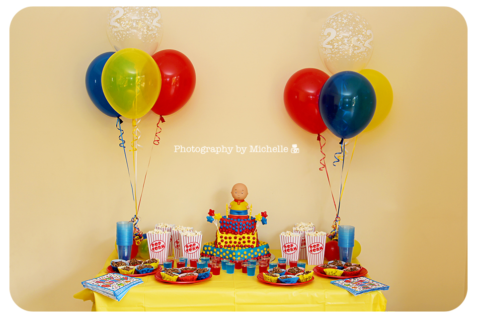 Photography by Michelle Williams Caillou Party