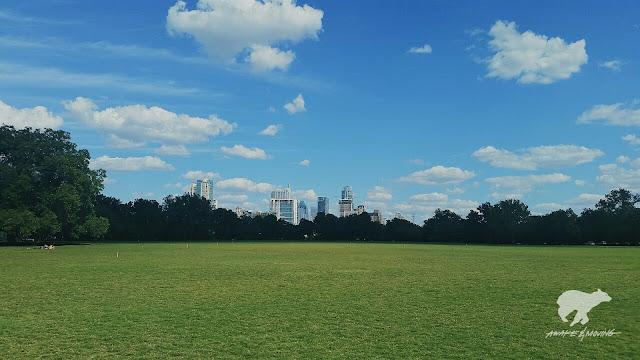 Zilker Park.