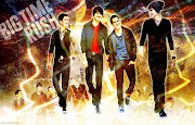 Las estrellas de Big Time Rush