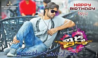 Sai Dharam Tej Thikka telugu movie mp3 songs free download in high definition
