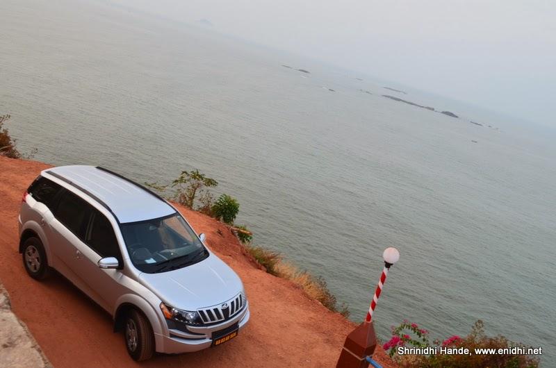 Carzonrent Mahindra Xuv500 W6 Photoshoot Enidhi India