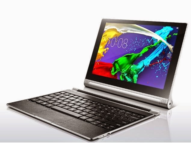 Lenovo Tablet Yoga 2 Features