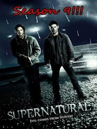 Capa do Supernatural 9ª Temporada Completa Torrent   Legendado + Dubladoseriados