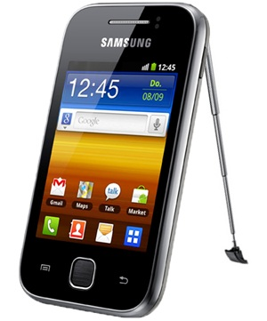 Samsung Galaxy Y TV (S5367)