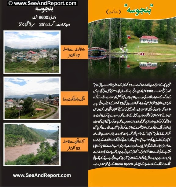 information of banjosa lake