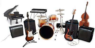 Jenis - jenis alat musik dan warna suara