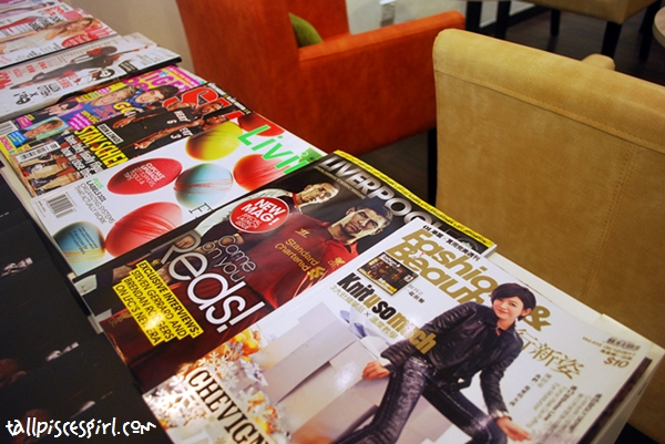 Magazines, anyone?