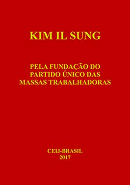 OBRAS DE KIM IL SUNG