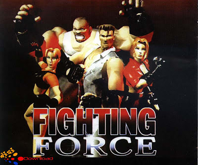 Fighting Force PC Game Download