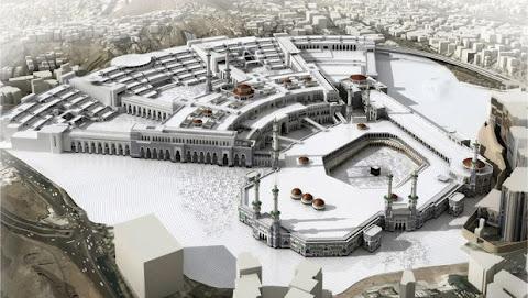 makkah building clock tower construction hajj