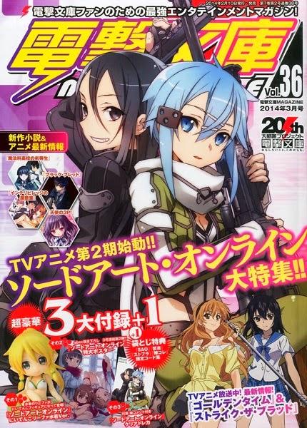 Sword Art Online II Gun Gale Online 2014