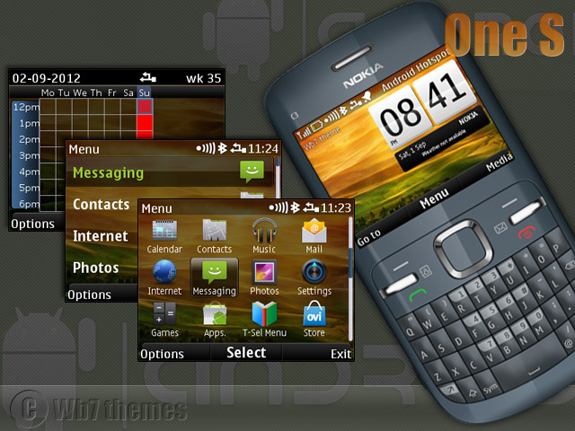 hi htc one s theme is working in nokia c3 00 x2 01 asha 302 asha 200