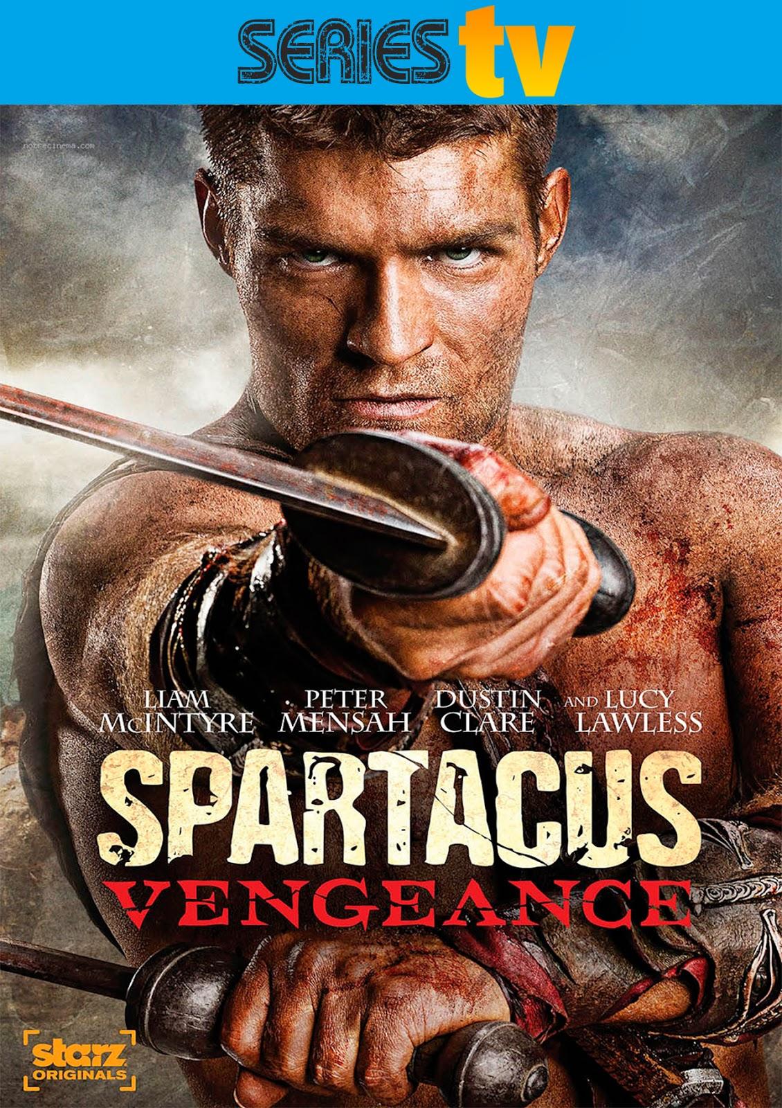 Spartacus: Venganza [2012] [Latino] [DVD Full]