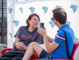 Entrevistas con los artistas más importantes