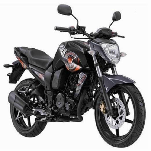 Yamaha Byson terbaru dengan Striping Baru Harga Tetap