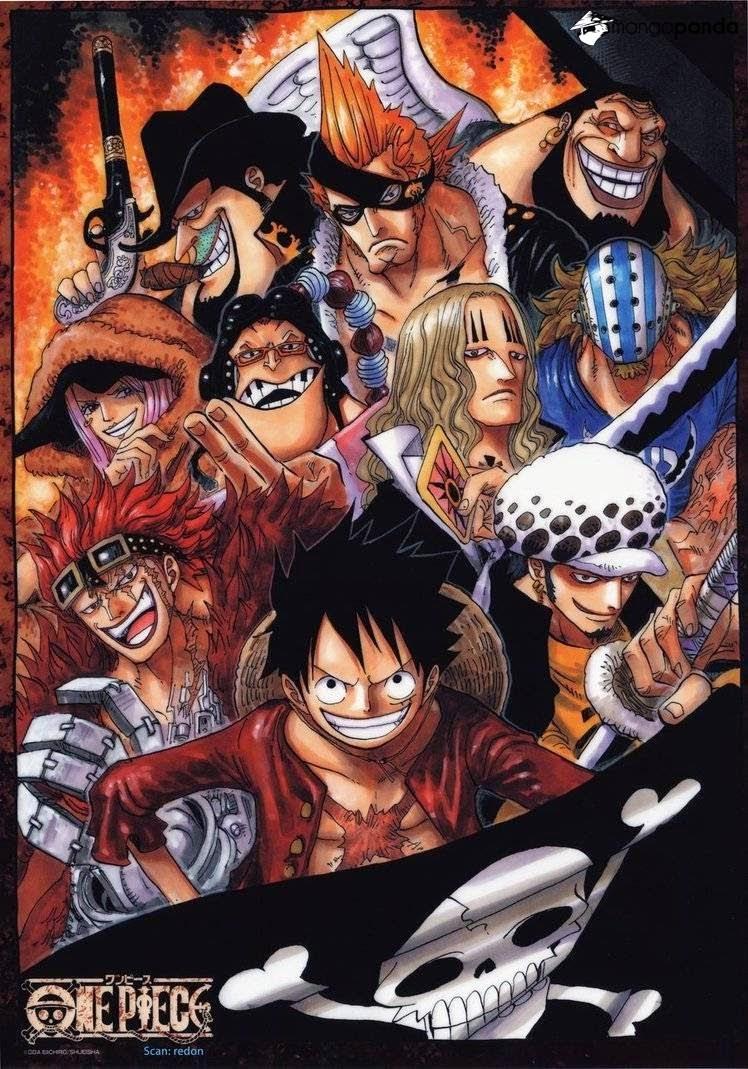 00 One Piece 746   Para Bintang