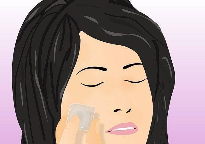 Cara Memiliki Wajah Bebas Jerawat - mengobati Jerawat