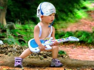 搖滾寶寶 喬納