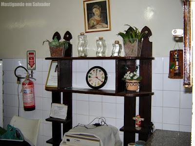 Gelarte Delícias Congeladas: Detalhe interno da loja
