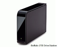 Buffalo 2TB DriveStation external hard drive