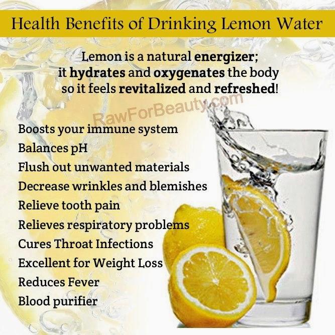 rensa kroppen med citron