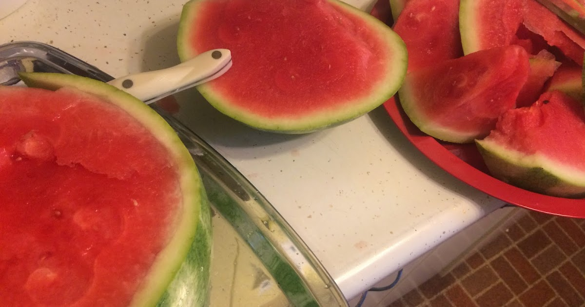 The petite, merci: A watermelon cake that will be the talk ...