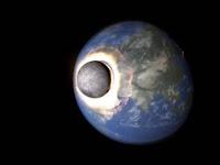 Apa yang Terjadi Jika Bulan Menabrak Bumi?