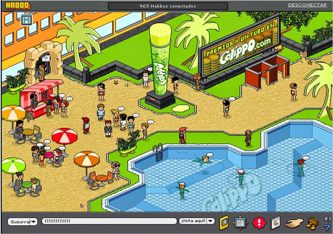 Mundos virtuales para adolescentes