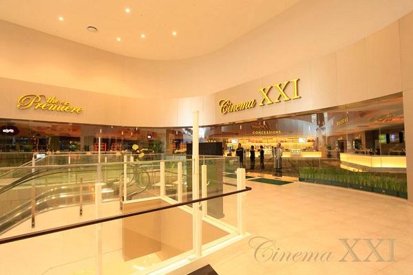 Alamat Bioskop AEON Mall BSD City XXI Tangerang